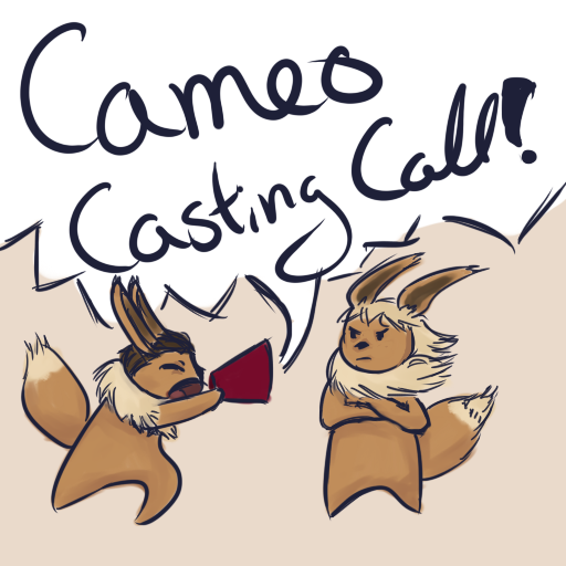 Cameos Wanted! [Closed for now] by Hyau