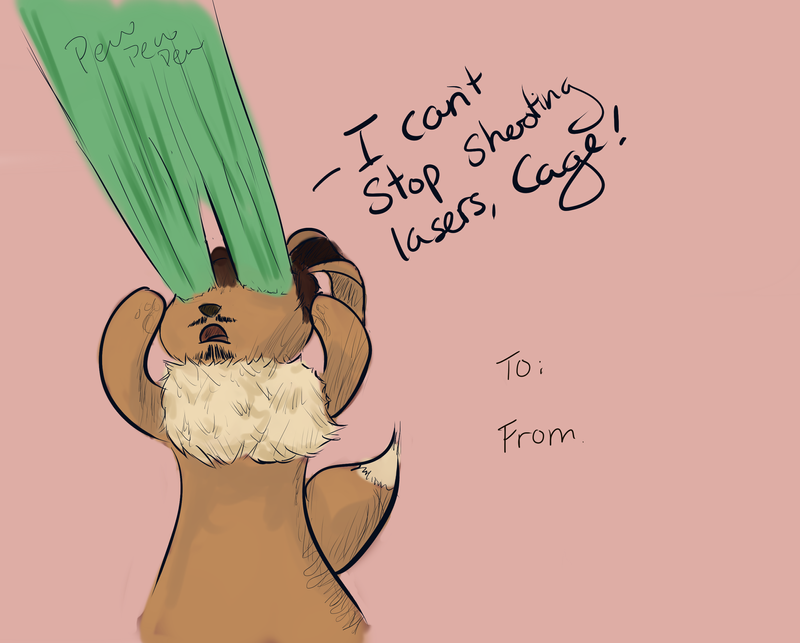 Happy Belated Valentines by Hyau