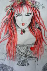 Emilie Autumn by OrderOfShadows
