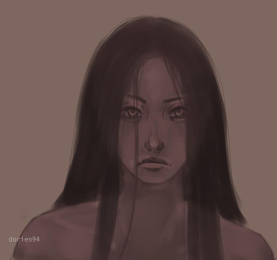 Digital Painting Study by dorien94