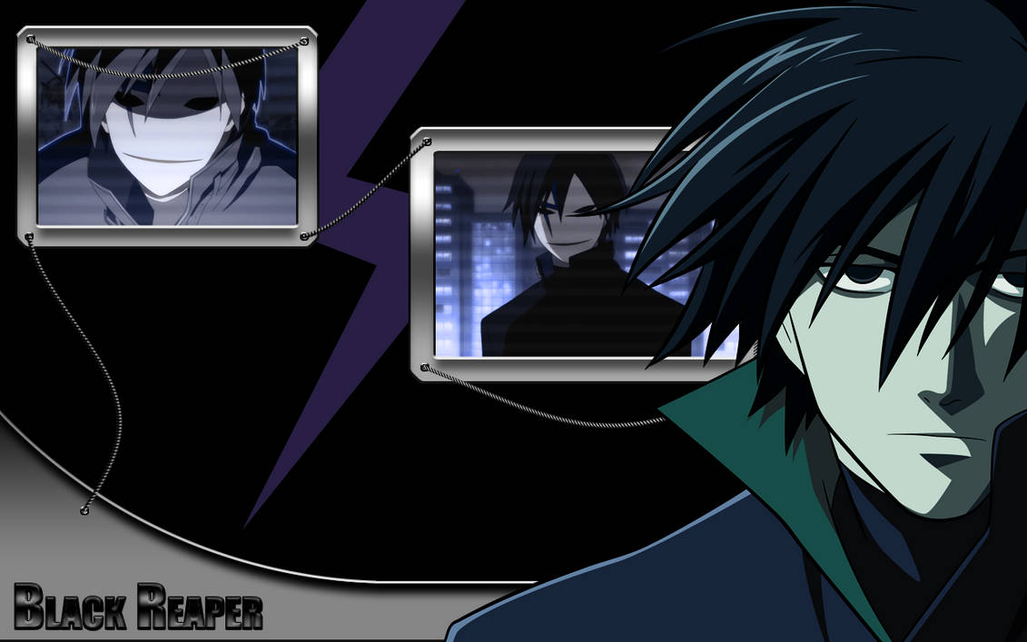 Darker Than Black Wallpaper By Yaminokagutsuchi On Deviantart