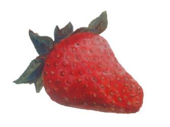 Strawberry by Nicolaspok