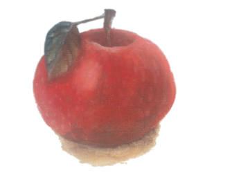 Apple by Nicolaspok