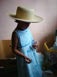 Little girl 1 by IloveMuffin-Stock