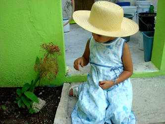 Little girl 2 by IloveMuffin-Stock