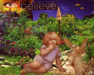 Eye Believe by OsoskiArt