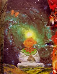 Meditation by OsoskiArt