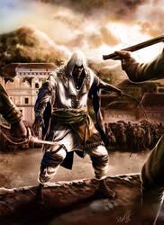 Assassin's Creed - Cicatrizes da Liberdade by DiegooCunha