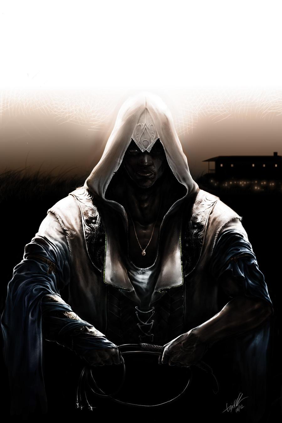 Assassin's Creed - Cicatrizes da Liberdade 2 by DiegooCunha