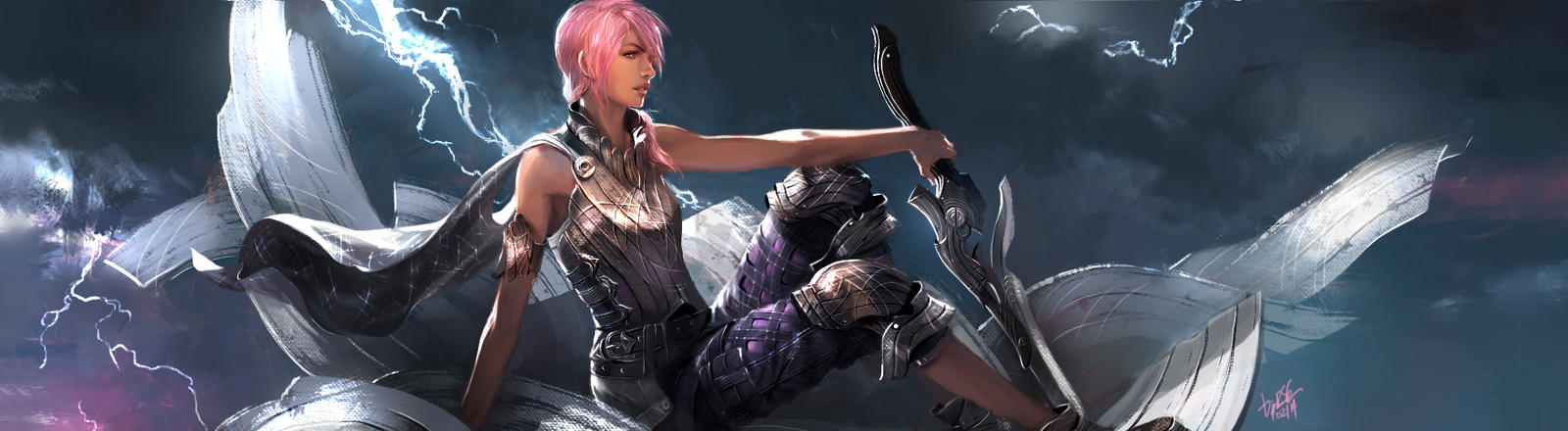 Lightning Returns - FFXIII by DiegooCunha
