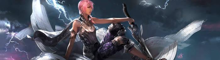 Lightning Returns - FFXIII by DiegooCunha