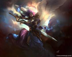 Akroma, Angel of Calm