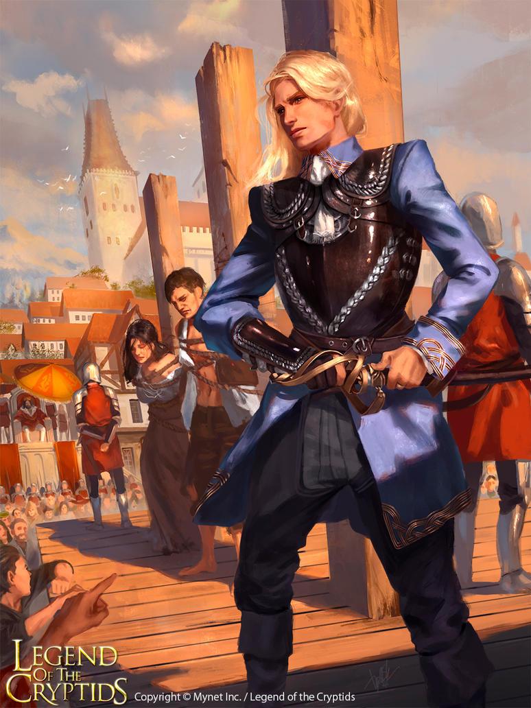 Royal Executioner Rudolph ADV by DiegooCunha