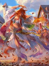 Lizen the Windcaller - ADV