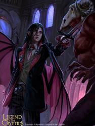 Vainglorious Darrow by DiegooCunha