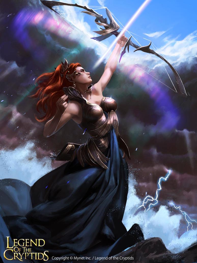 Galeria de Arte: Ficção & Fantasia 1 - Página 38 Storm_piercing_rodilyte_adv_by_diegoocunha-dbnqol1