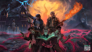 Nerd Cast Rpg - Cthulhu Collection