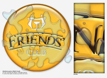 Friends' Club logo