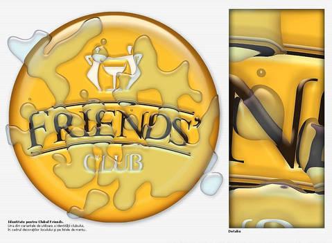 Friends' Club logo