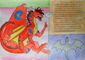 My Dragon OC