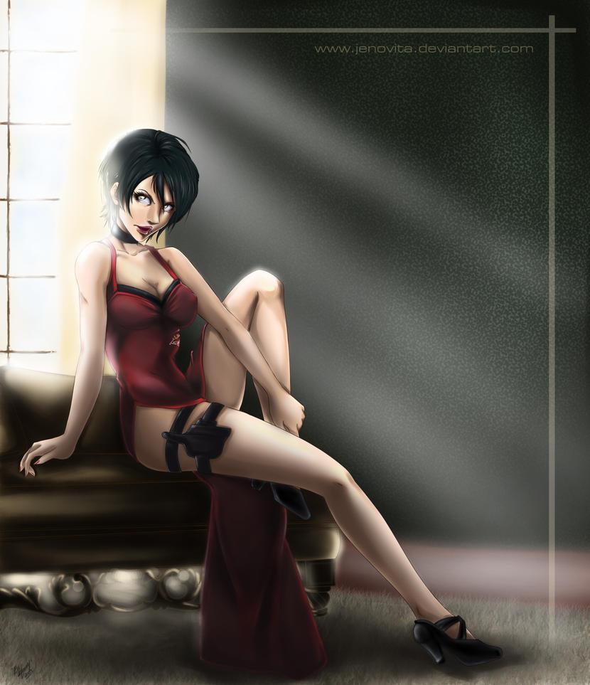 Miss Wong by Jenovita