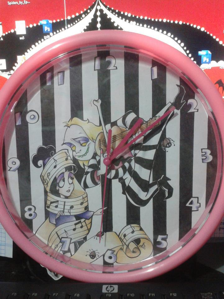 Clock by Jenovita