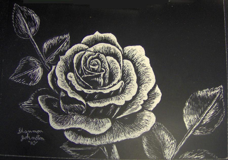 Icy Rose By MystiqueDeep