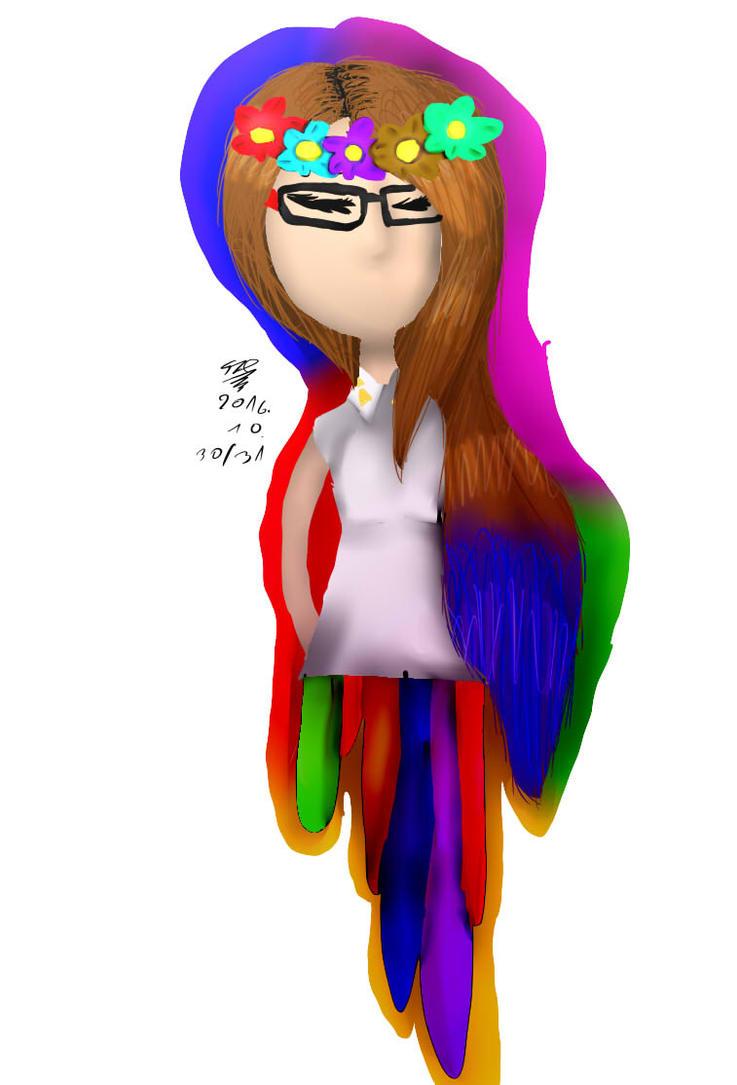 Something by RainbowdarkVilny