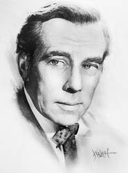 WHIT BISSELL by woodywelch