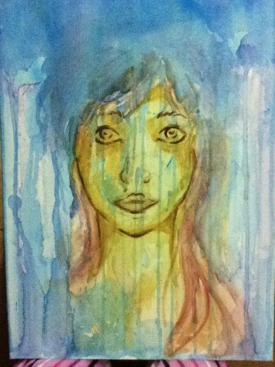 Drowning Tears by SnickyRev