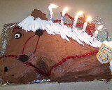 Horse_Cake by Peabeaux