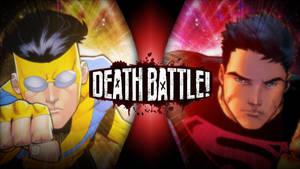Invincible vs Superboy
