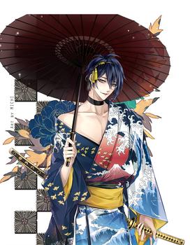 Ancient Mikazuki