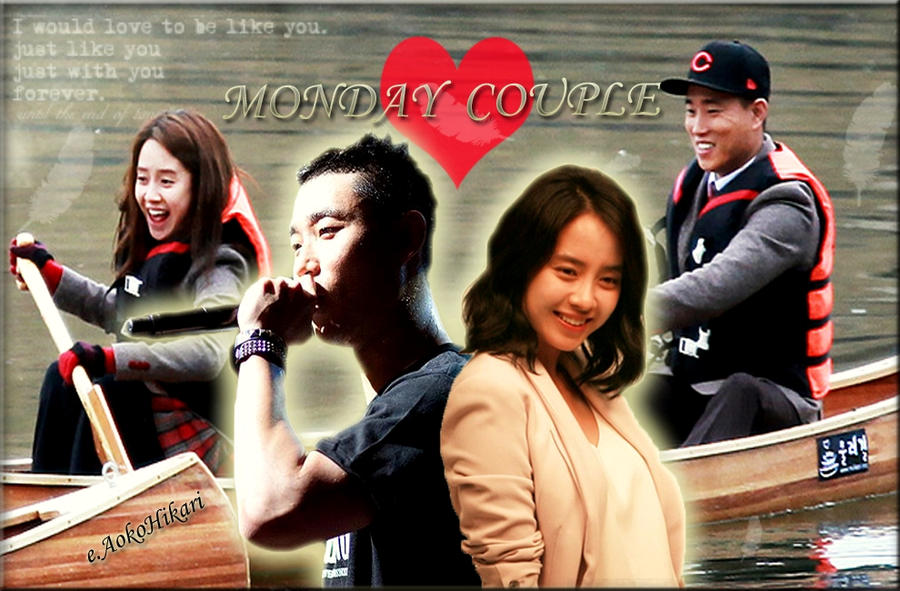 Monday couple dating for real
