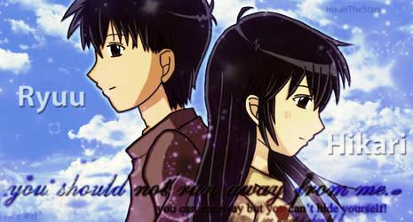 Ryuu And Hikari by aoko-love-kaitou