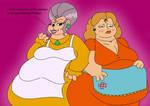 Commission - Inga and Shirley
