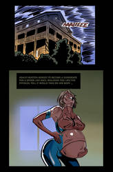 Spider-B unnatural pregnancy