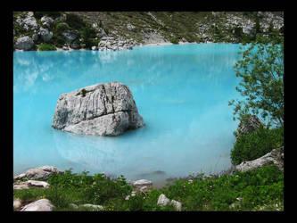 Lake Gatorade by Rubyael