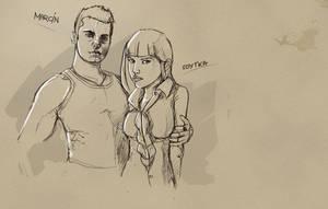 she and i by hektor-zaibatsu