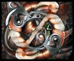 Nightmare catcher ego version by scissors-hands