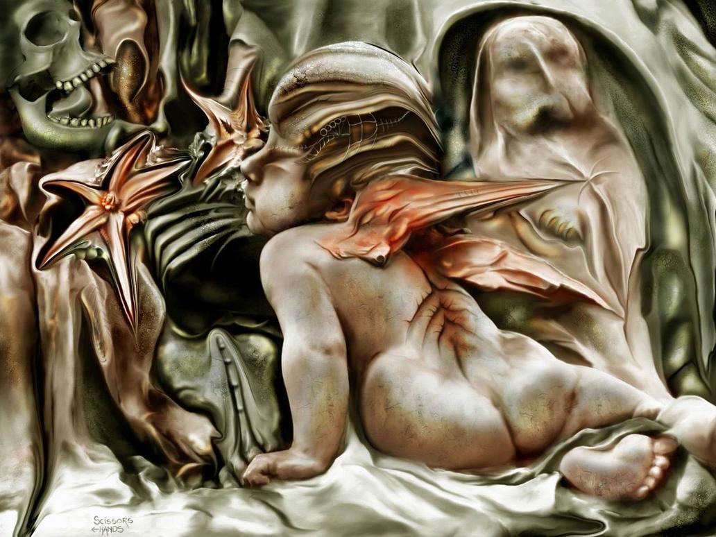 El Duende, F.Garcia Lorca The_flower_the_blind_angel