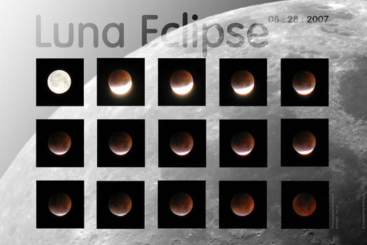 Luna Eclipse shots 08-28-07