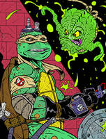OOZE YOU GONNA CALL by Optic-AL