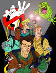 WE NOW RETURN TO THE REAL GHOSTBUSTERS!!!