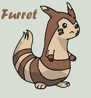 Furret by Roky320