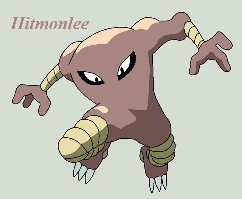 Pokemon Hitmonlee Images | Pokemon Images