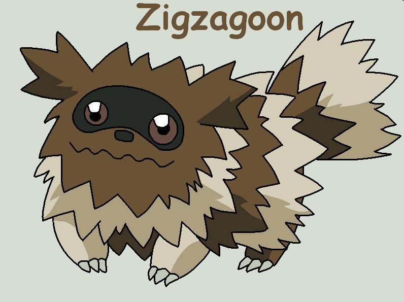 zigzagoon by roky320 on deviantart