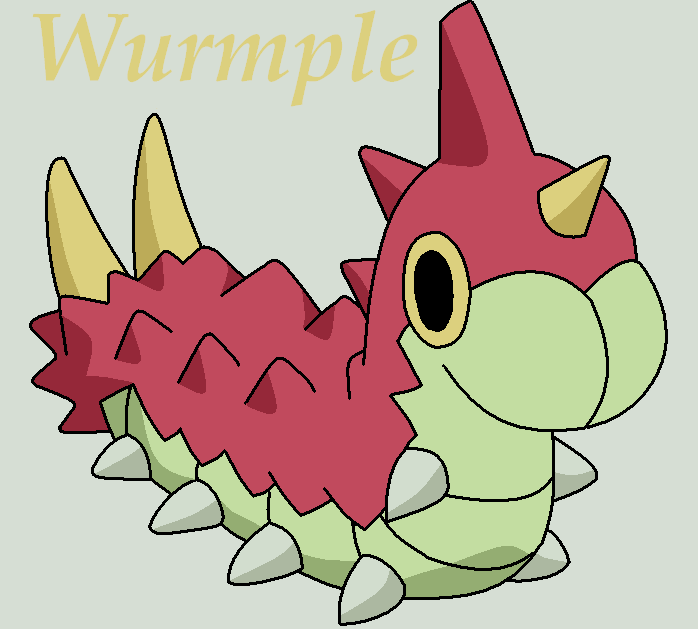 List of synonyms and antonyms of the word pokemon wurmple - Wurmple pokedex ...