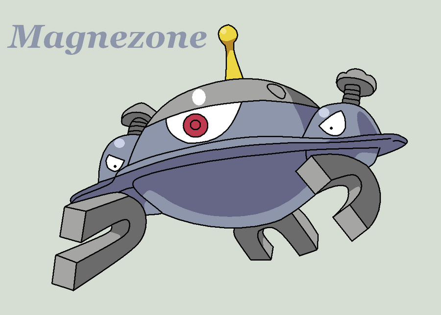 Magnezone by Roky320 on DeviantArt