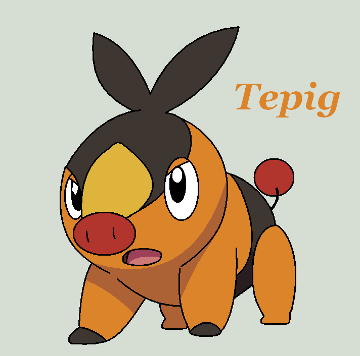 Tepig By Roky320